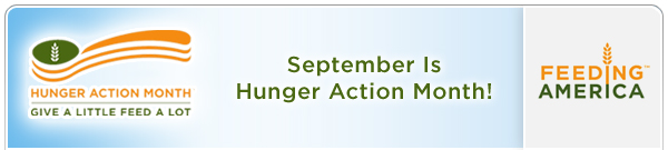 Feeding America - Formerly Known as America's Second Harvest - Hunger Advocate